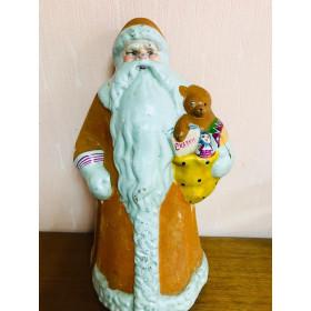Дед Мороз пресс-опилки , большой 44см