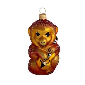 Игрушка-обезьянка (Ёлочка)