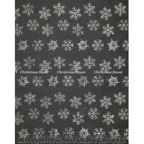 Ткань для декорирования серебряная