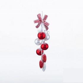 """Гирлянда """"Загадка"""" 3 шишки+5 шаров"""