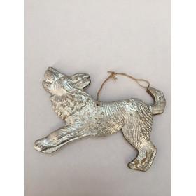 Собака (объемный картон)