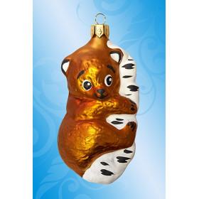 Мишка на дереве