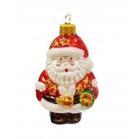 Дед Мороз с фонариком
