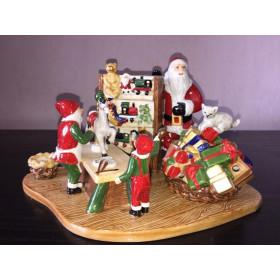Мастерская Дед Мороза Villeroy&Boch