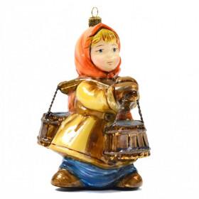 Девочка с ведрами Komozja